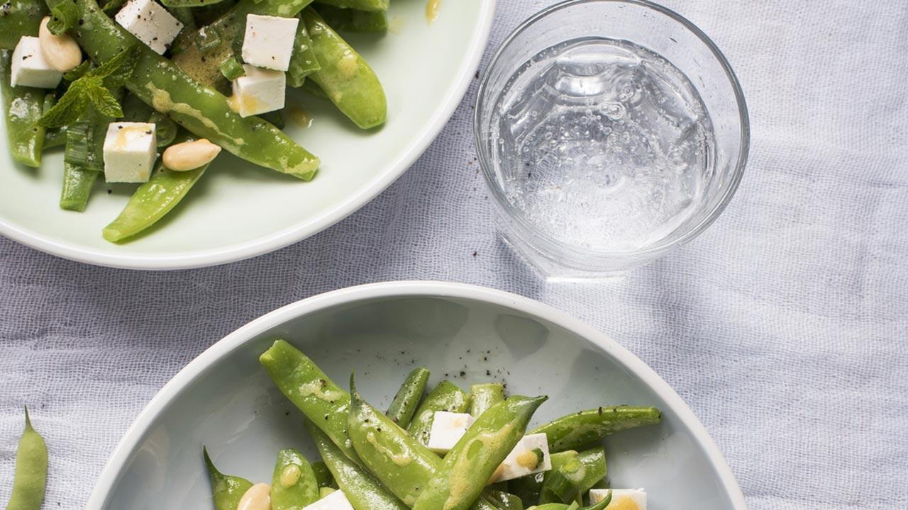 Unsere Grillrezepte Sommer 2018 - Bohnensalat