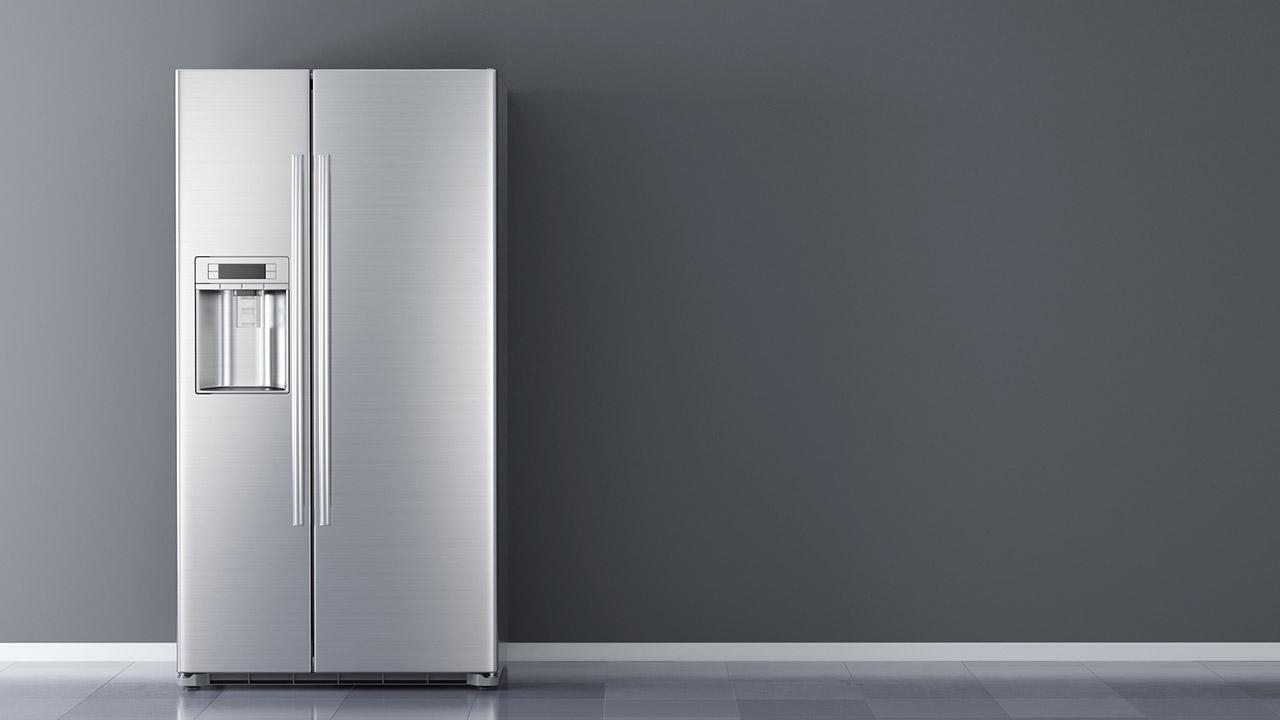 Modernisieren der Elektrogeräte spart Strom und Geld - neuer Kühlschrank