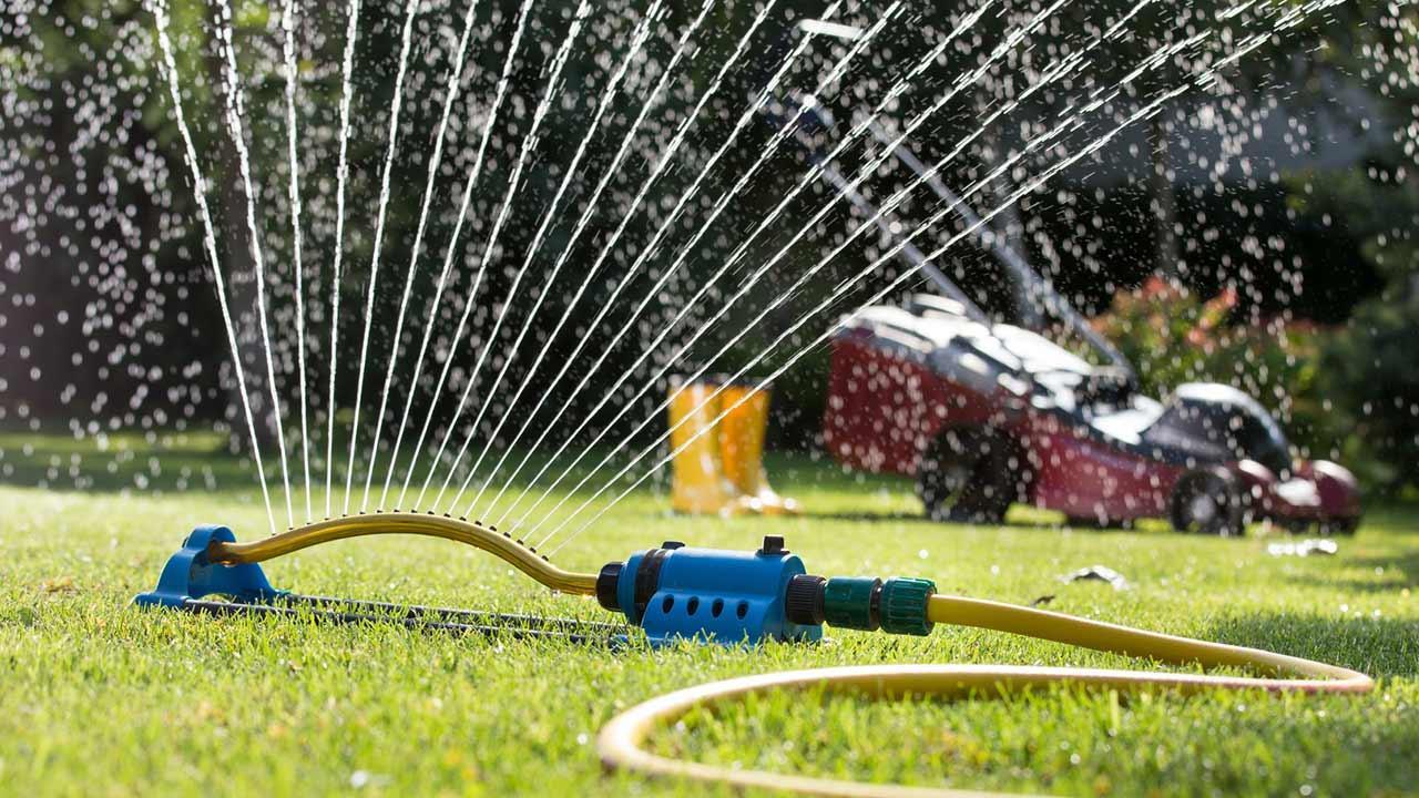 Bewässerungssysteme für Ihren Garten - Rasensprenger