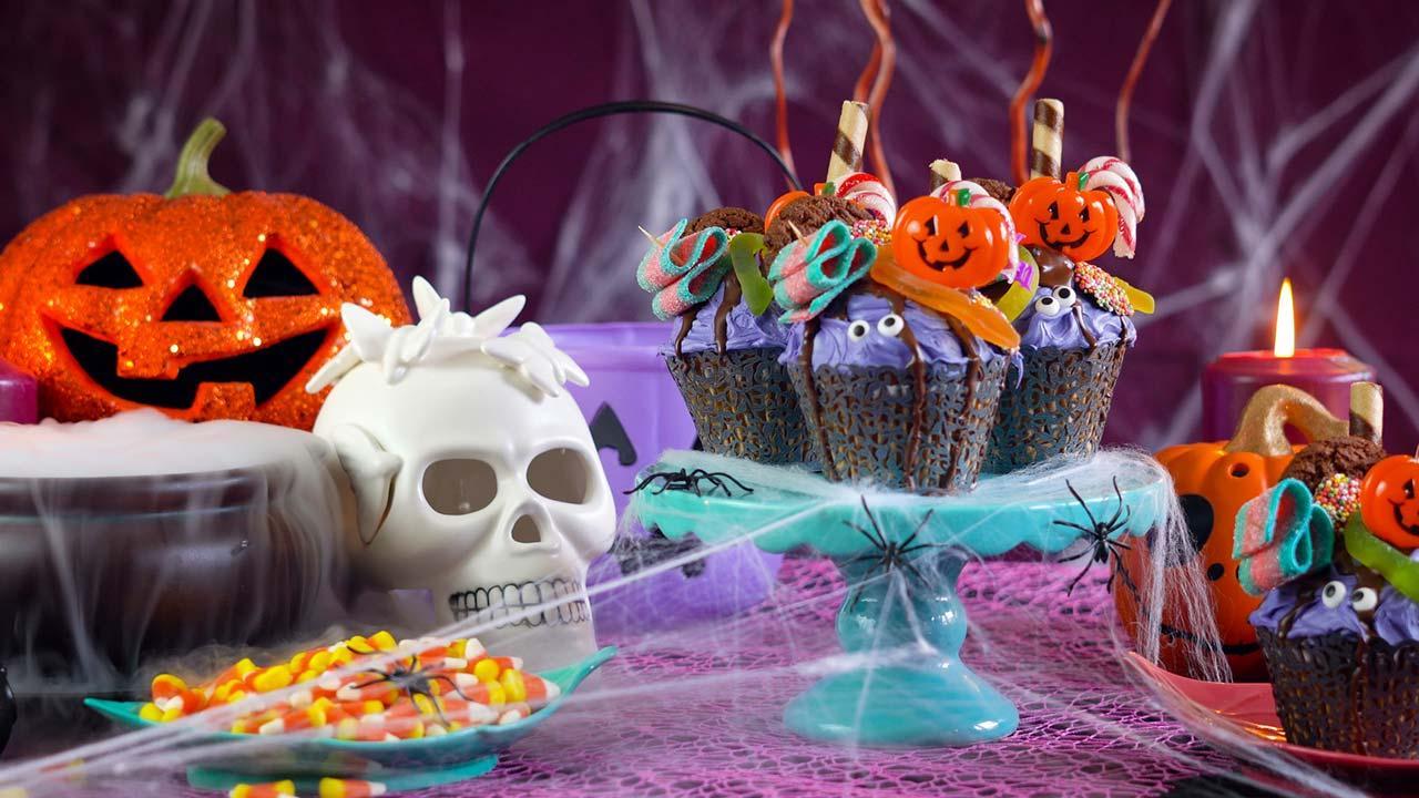 Die schönsten Halloween Deko-Ideen für Zuhause - Deko & Backwerk