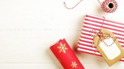 Geschenkverpackungen selbst gestalten