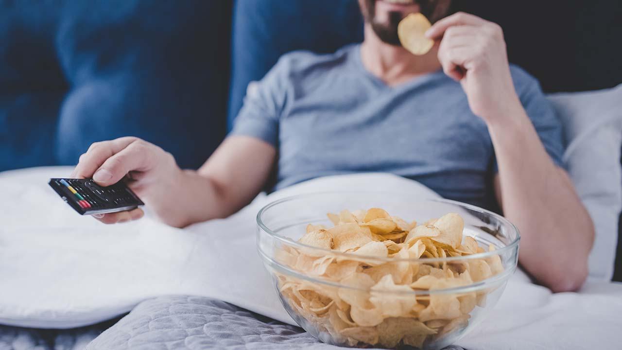 Selbstgemachte Snacks für den perfekten Filmeabend - Kartoffel Chips