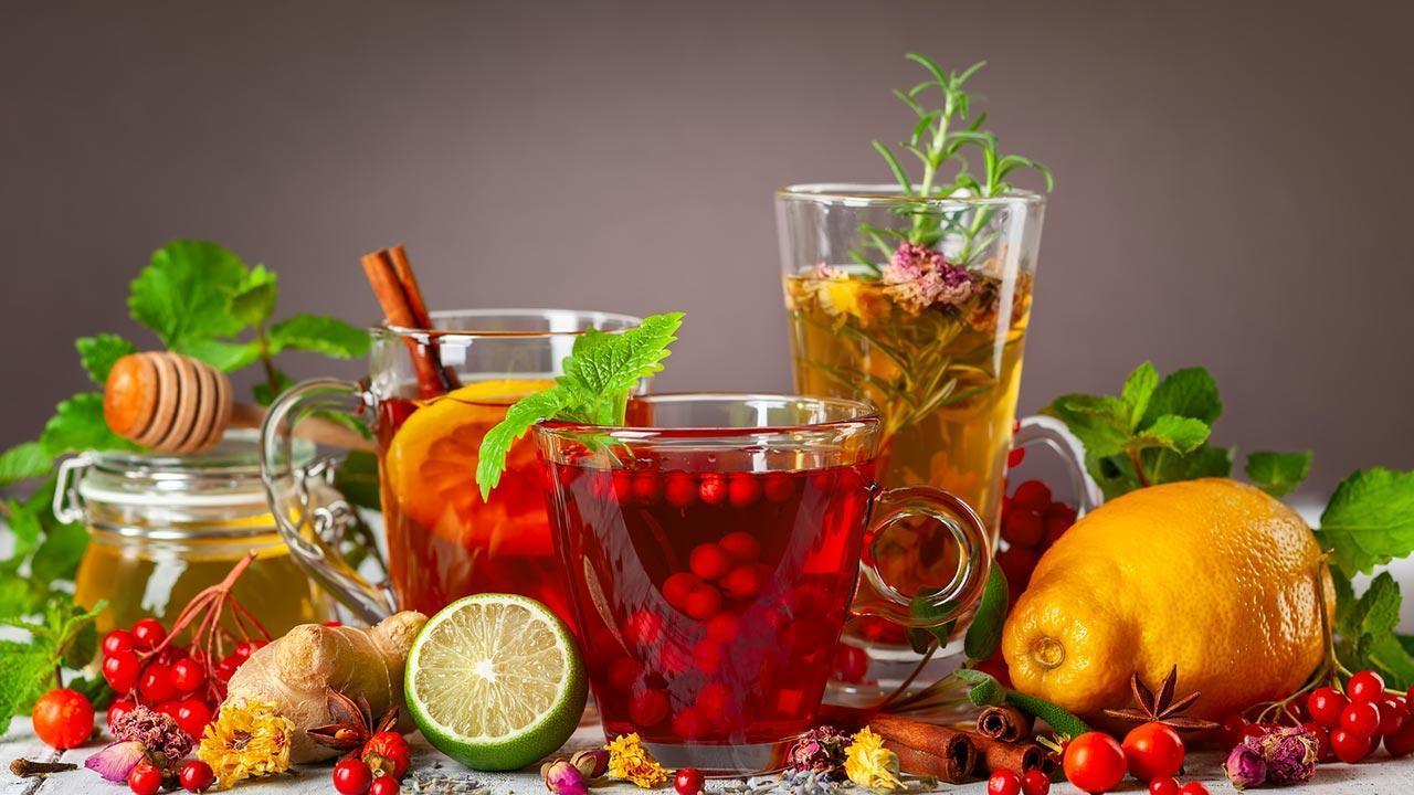 Die besten Teesorten für den Herbst - viele Sorten
