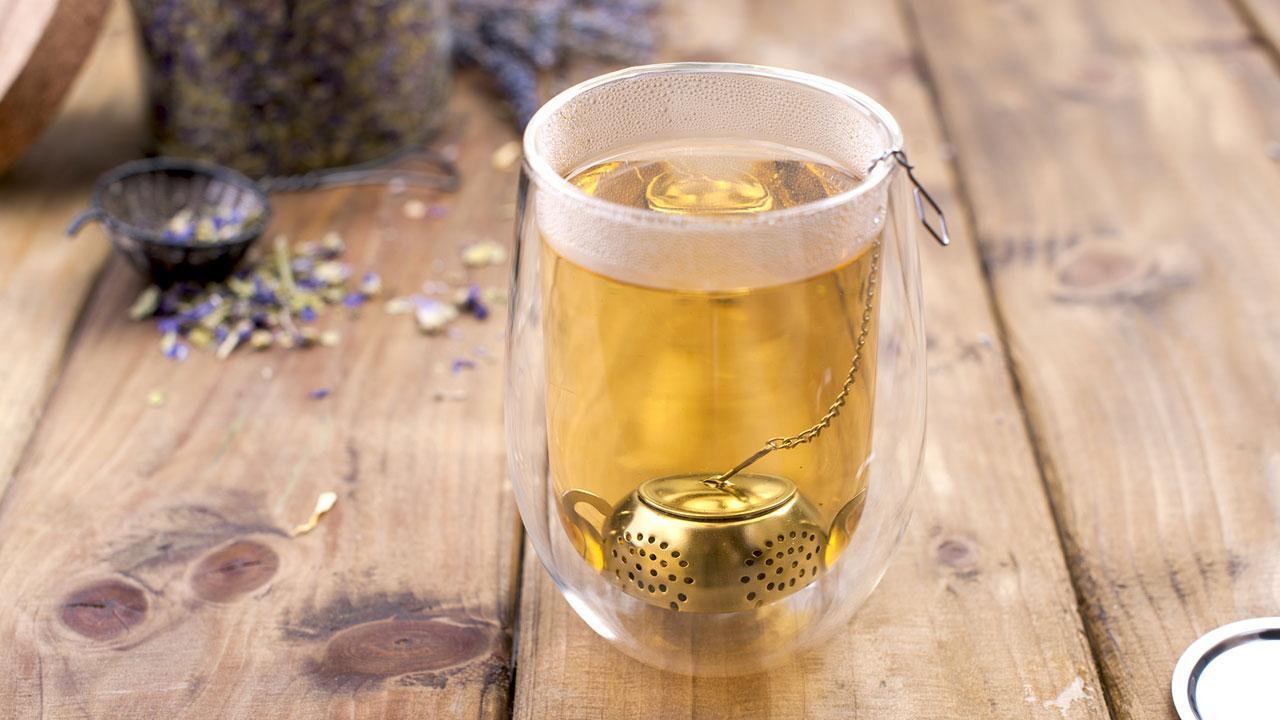 Die besten Teesorten für den Herbst - Lavendel