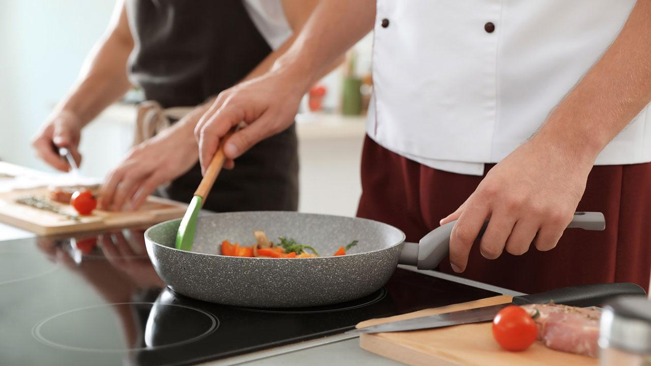 Kochen auf Gas, Strom oder gleich Induktion - am Elektroherd