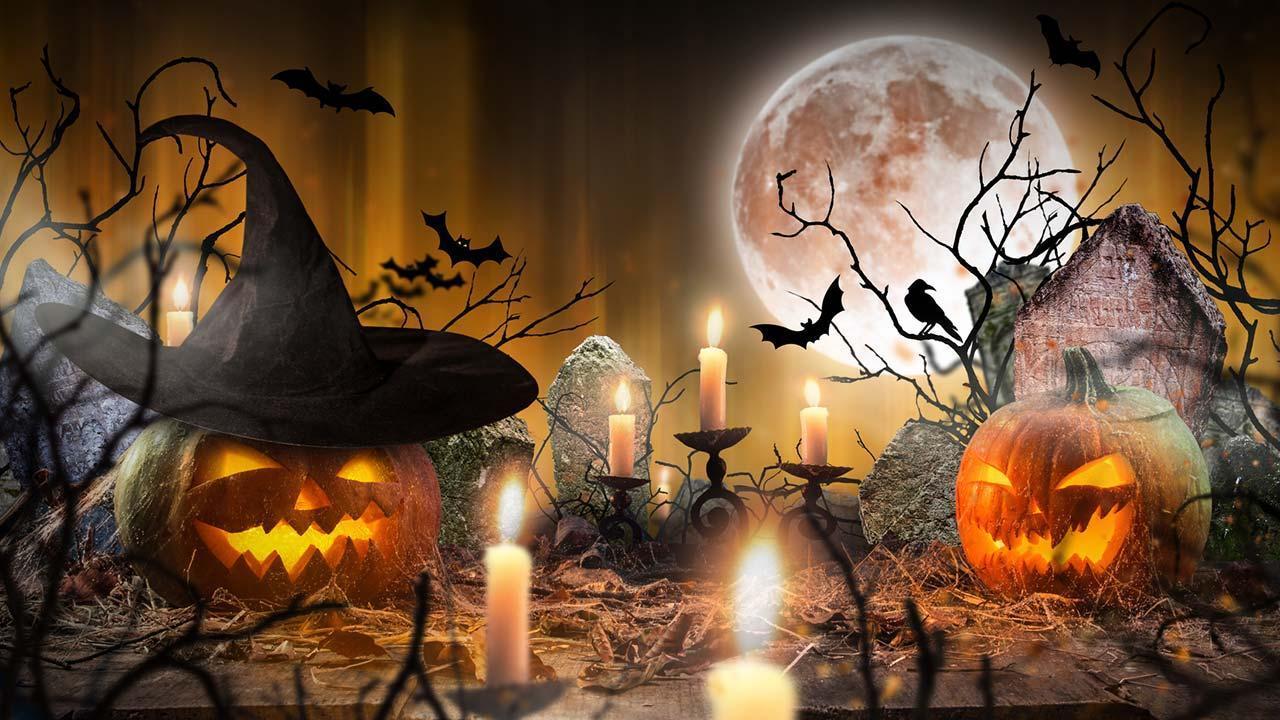 Die schönsten Halloween Deko-Ideen für Zuhause