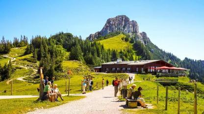 Die schönsten Wanderwege im Chiemgau
