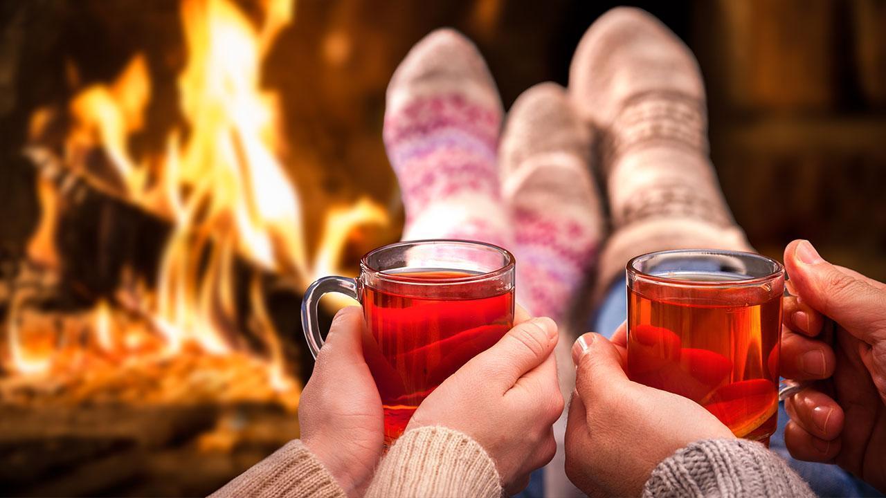 Der Klassiker - Feuerzangenbowle - am Feuer genießen