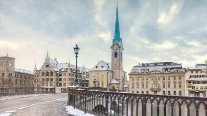 Entspannen in der Schweiz