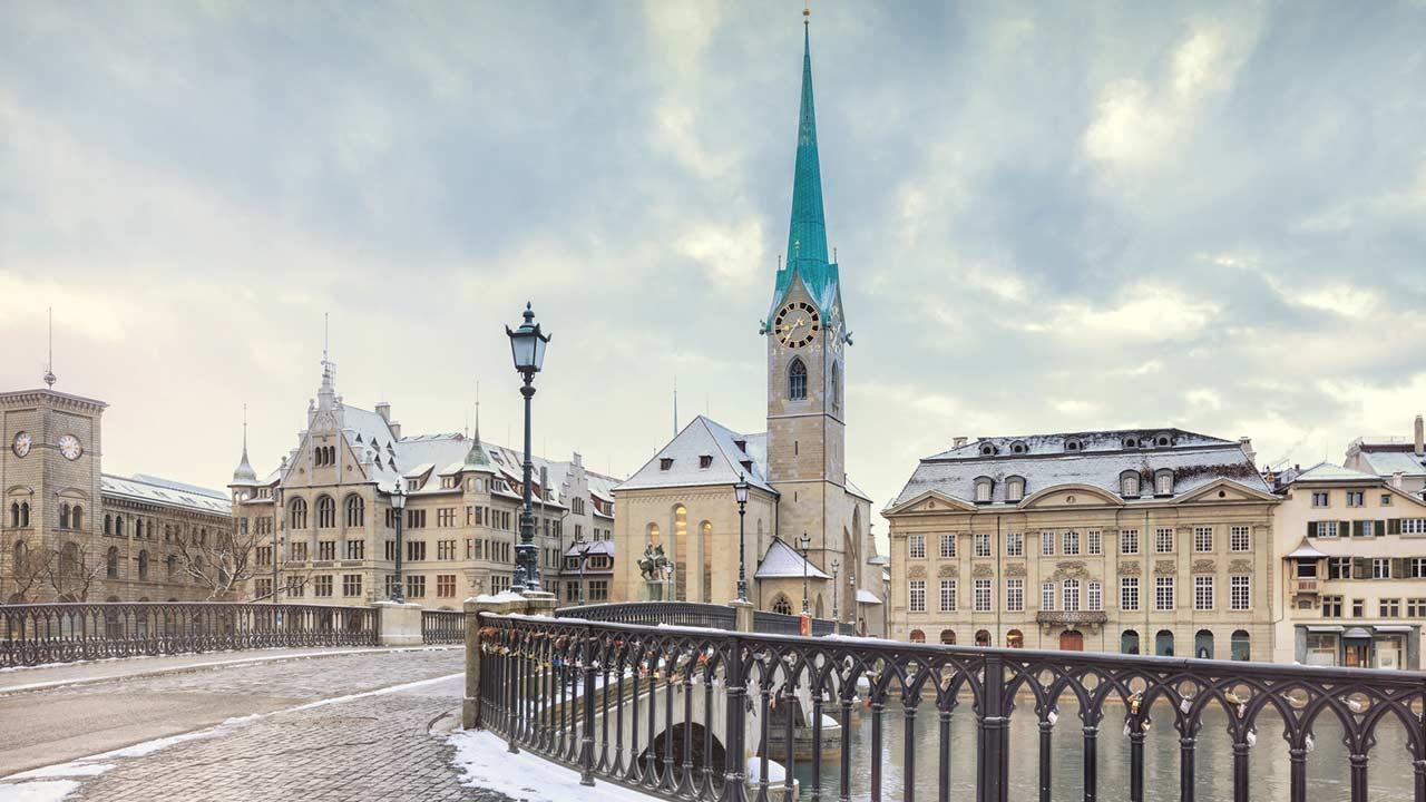 Erleben Sie Wellness pur in Schweizer Thermen - Zürich