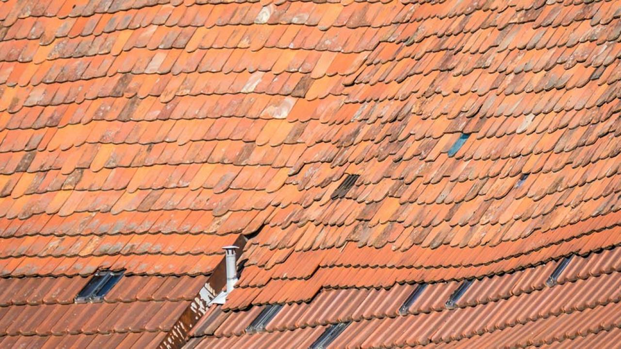 Ist es schon Zeit für ein neues Dach - Dachschäden