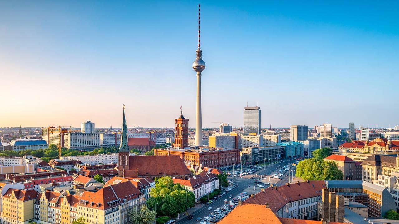 Die schönsten Thermen in Deutschland  - Berlin