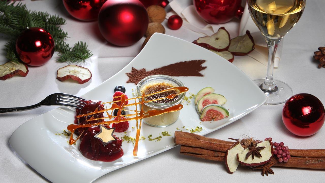Ideen für ein gelungenes Festtagsmenü - Dessert