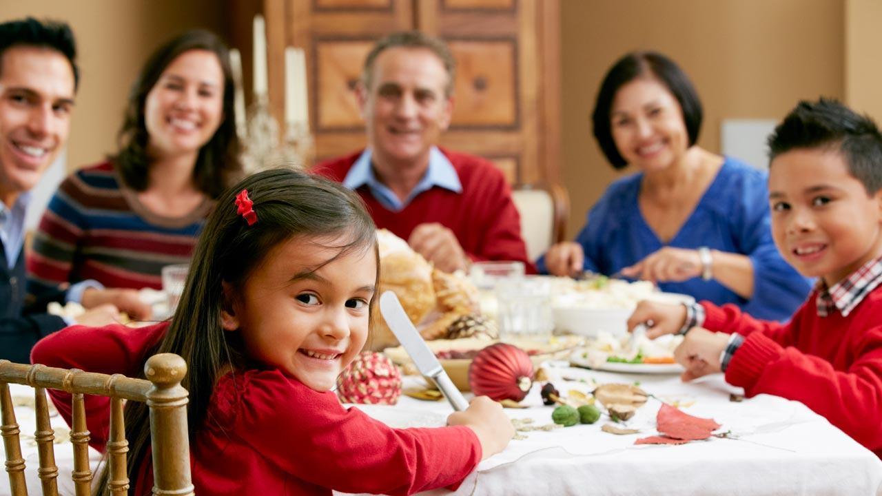Tipps gegen die Weihnachtspfunde - Weihnachtsessen