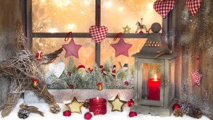 Weihnachten im eigenen Garten feiern