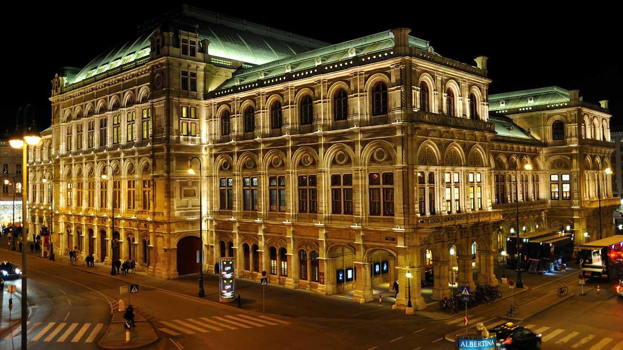 Besuchen Sie den Silvesterpfad in Wien - Staatsoper