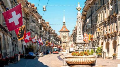 Die schönsten Erlebnisbäder in der Schweiz - Bern