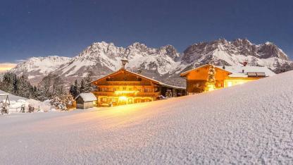 Die besten Familienskigebiete in Tirol - Winteridylle