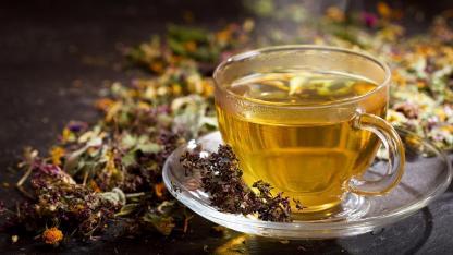 Teesorten für den Frühling