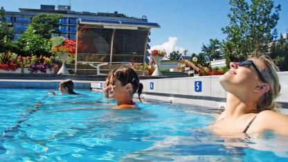 Erleben Sie Wellness pur in Schweizer Thermen