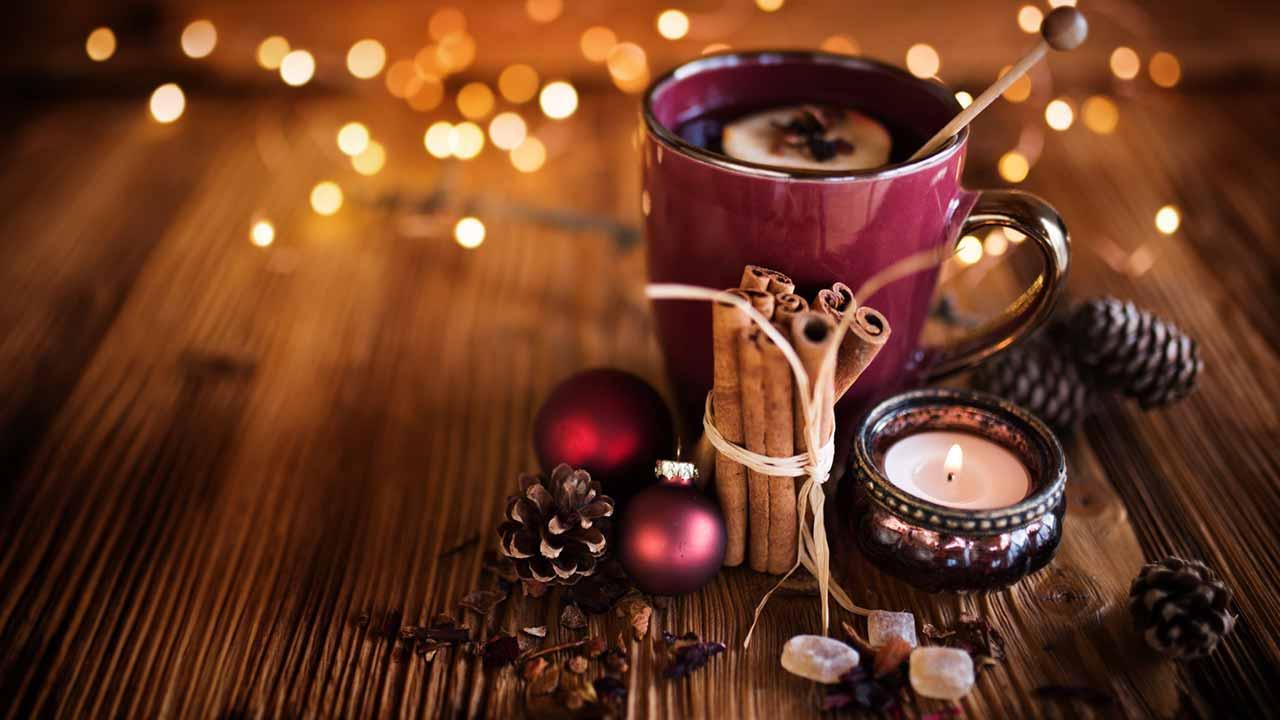 Weihnachtliche Deko für Zuhause