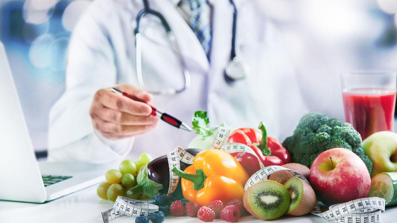 Gesundes Fasten - Arzt erklärt Lebensmittel