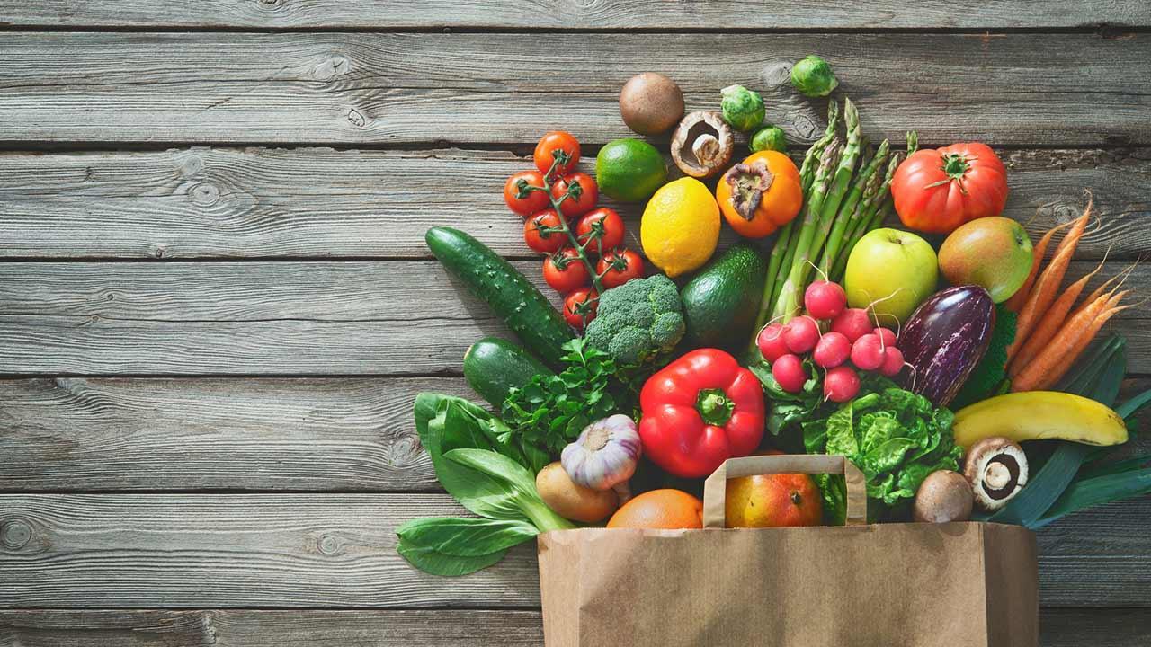 Vegane Ernährung ausprobieren zur Fastenzeit - Gemüse