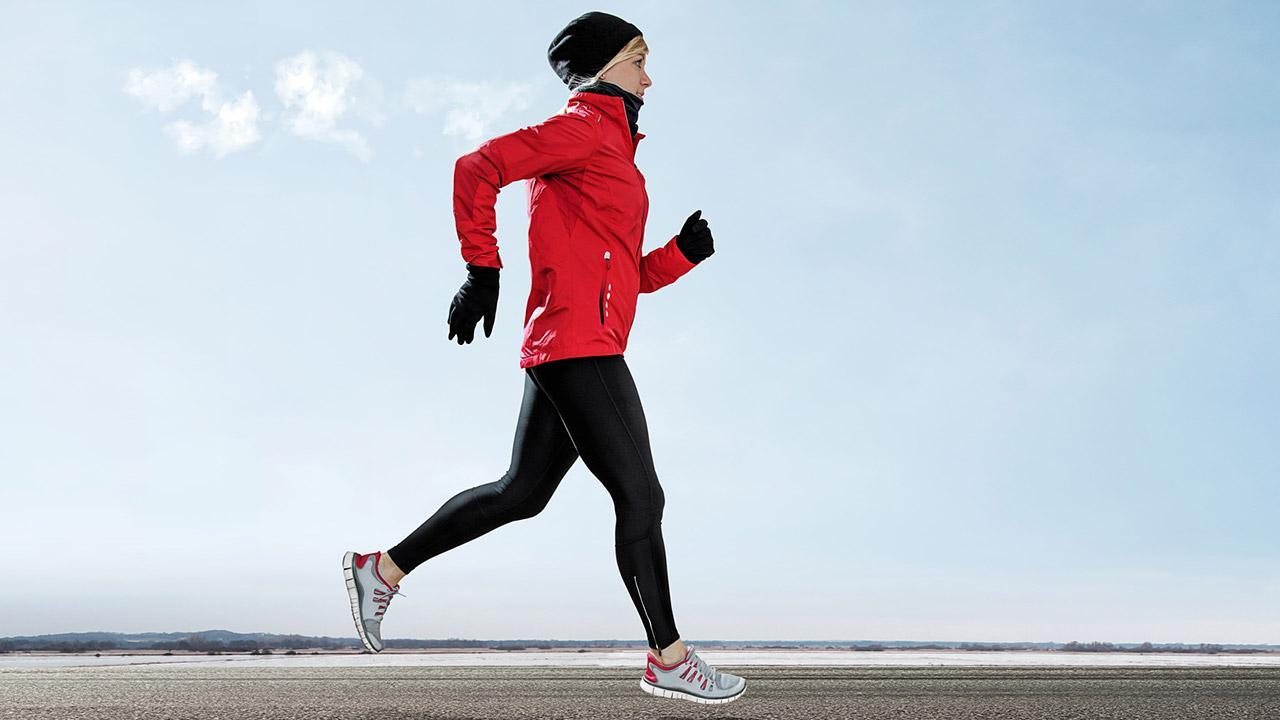 Laufkleidung richtig auswählen - im Winter