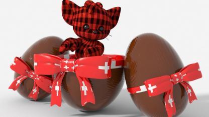 Osterbräuche in der Schweiz