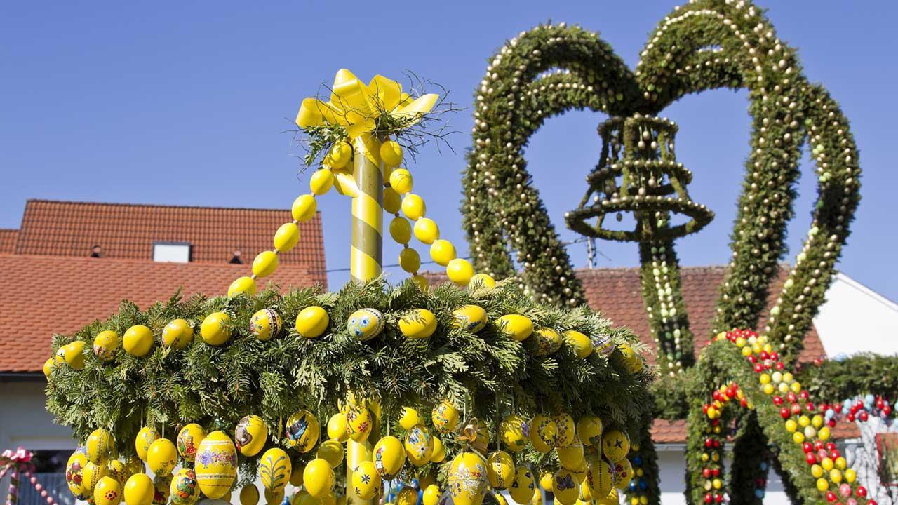 Osterbräuche in der Schweiz - Prozession