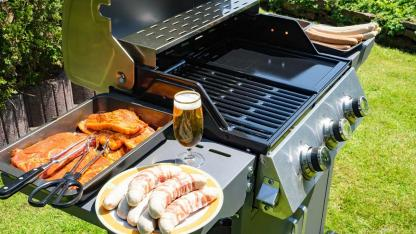 Der optimale Gasgrill