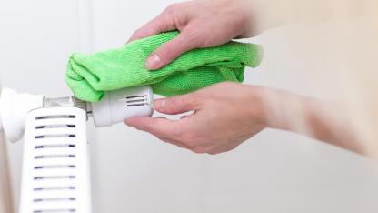 Heizkörper richtig reinigen