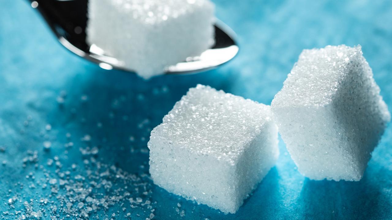 Zucker - Welche Alternativen gibt es? / Zuckerwürfel