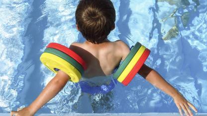 Die besten Schwimmhilfen für Kinder