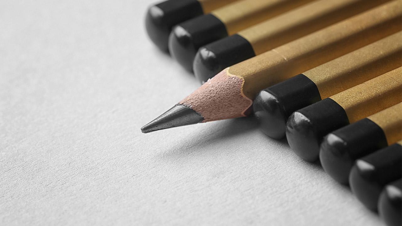 Einstieg in die Hobby-Malerei - Bleistift / Bleistifte