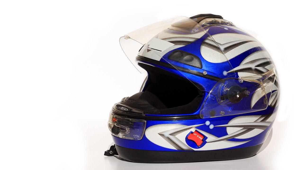 Welcher Helm für welchen Motorradtyp ? / Integralhelm für flinke Maschinen
