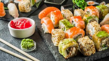 Sushi selbsgemacht - Das optimale Sommergericht