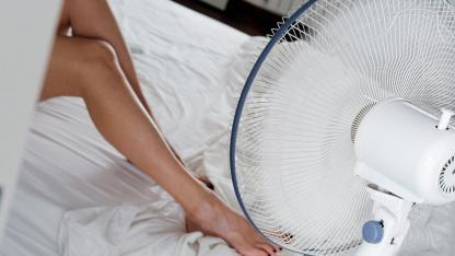 Welcher Ventilator bringt die beste Kühlung / ein Ventilator