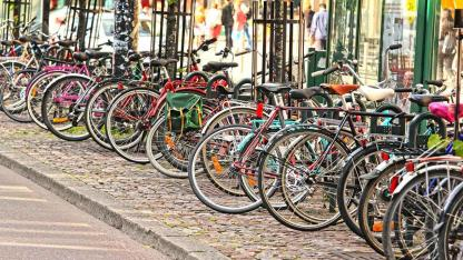 Mit dem Rad die Stadt erkunden: Nürnberg