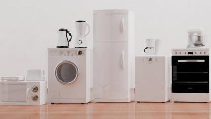 Modernisieren der Elektrogeräte spart Strom und Geld
