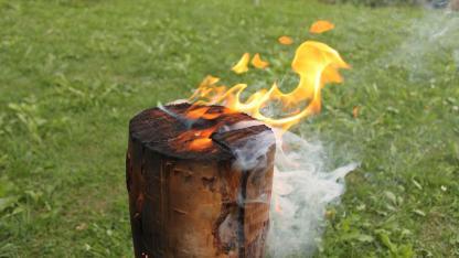 Schwedenfeuer für meinen Garten