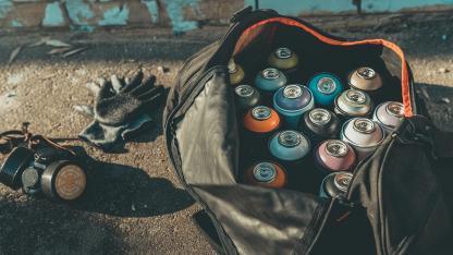 Graffiti - Einstieg in die Hobby-Malerei