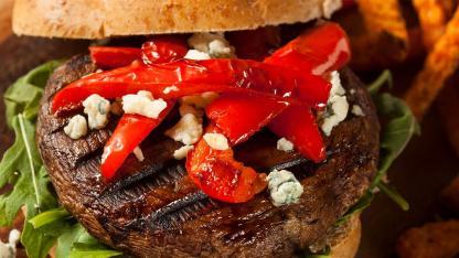 Portobello-Burger Rezepte