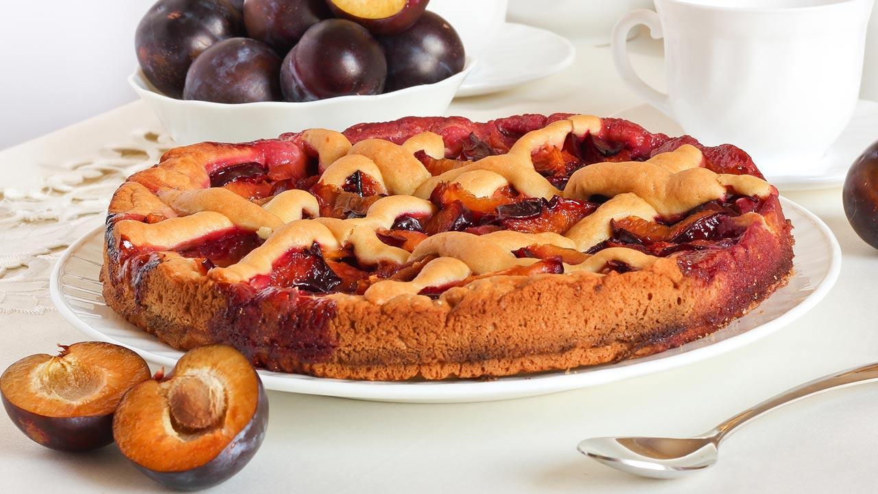 Die leckersten Zwetschgenkuchen - Rezepte / ein selbsgemachter Zwetschgenkuchen