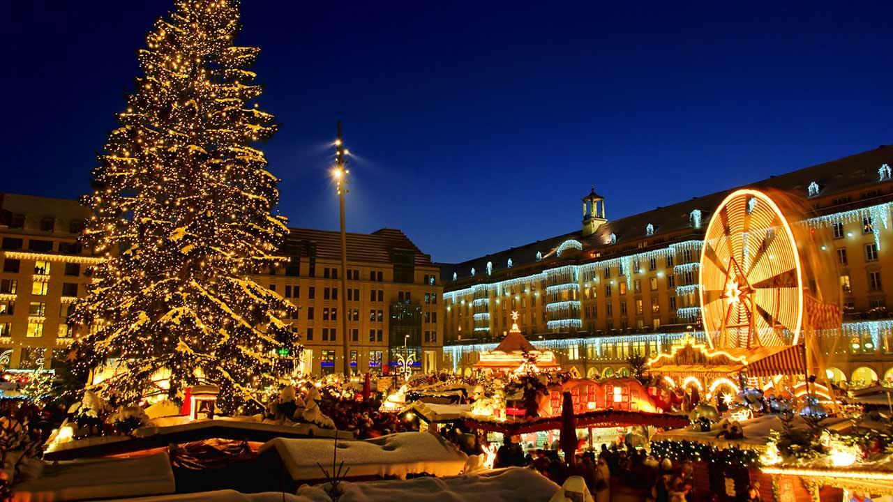 Die schönsten Weihnachtsmärkte /