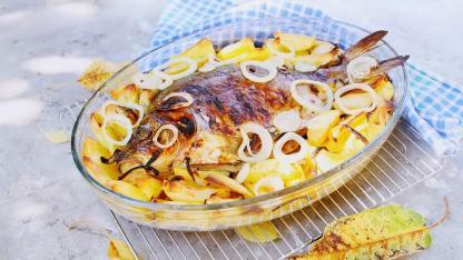 Leckere Karpfengerichte