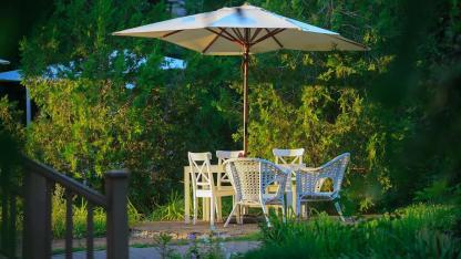 Optimaler Sonnenschutz im Garten