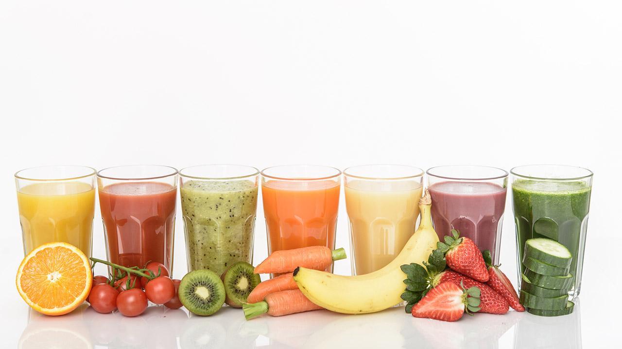 Vitamin Bombe - Smoothies / verschiedene gesunde Smoothies