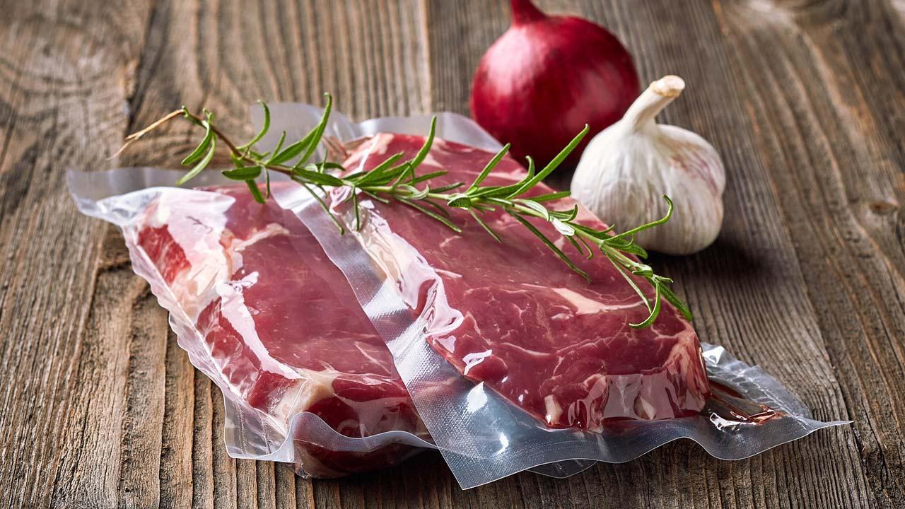 Steak sous vide - Steak sous vide