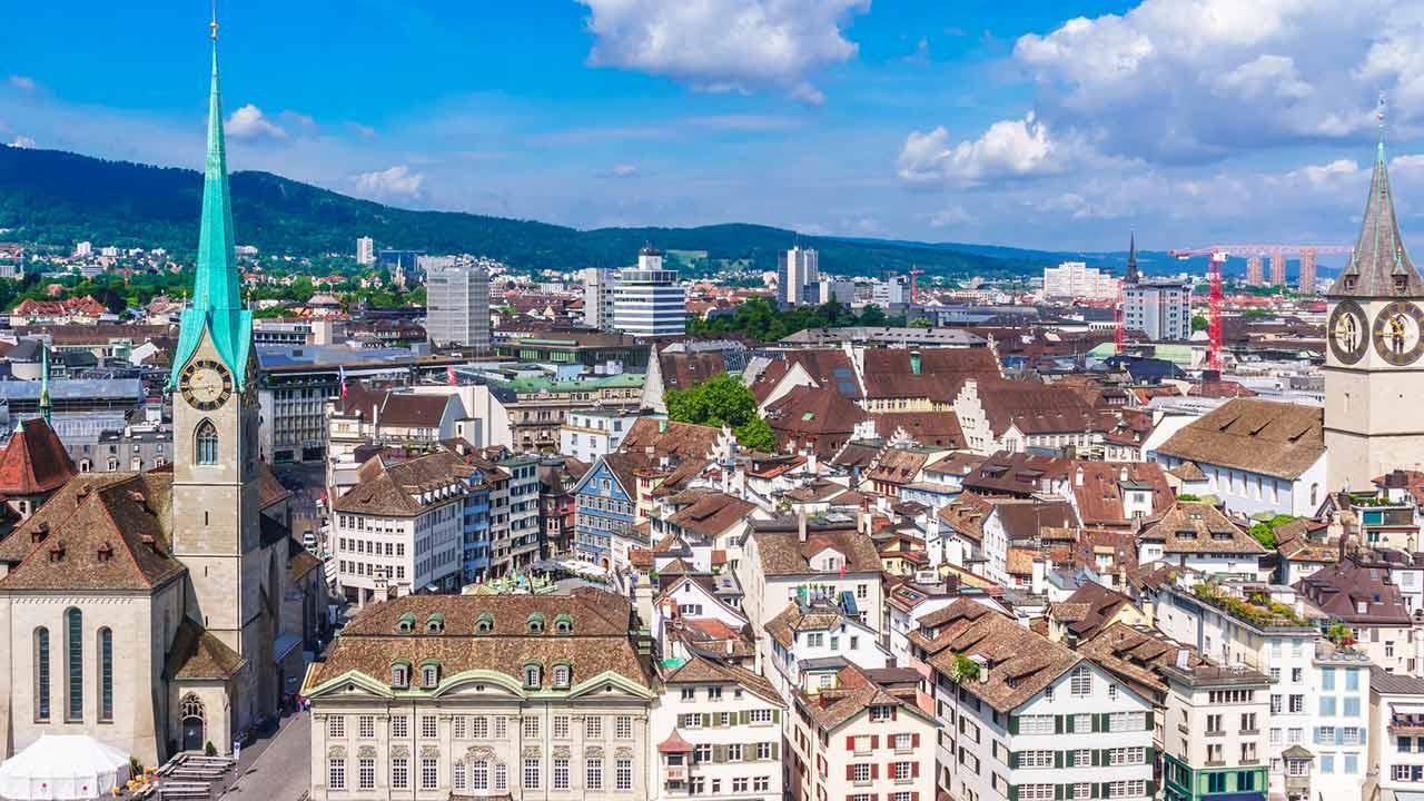 Städtetripp nach Zürich - die Altstadt von Zürich